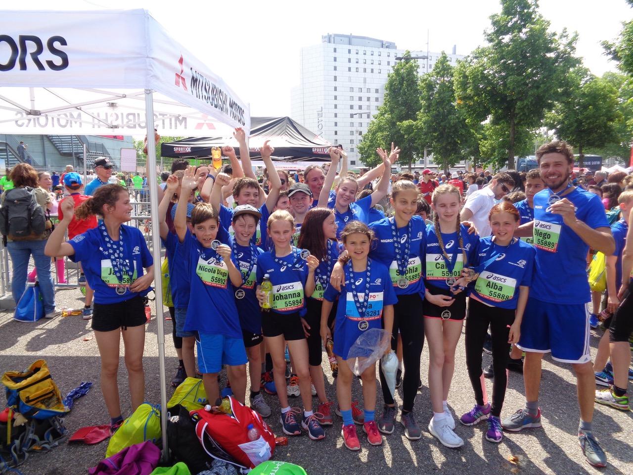 Wir Laufen Mit – GP Bern 2018